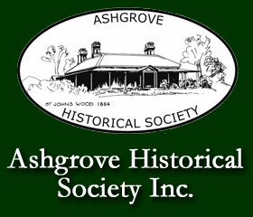 Ashgrove Historical Society Inc. logo and name png