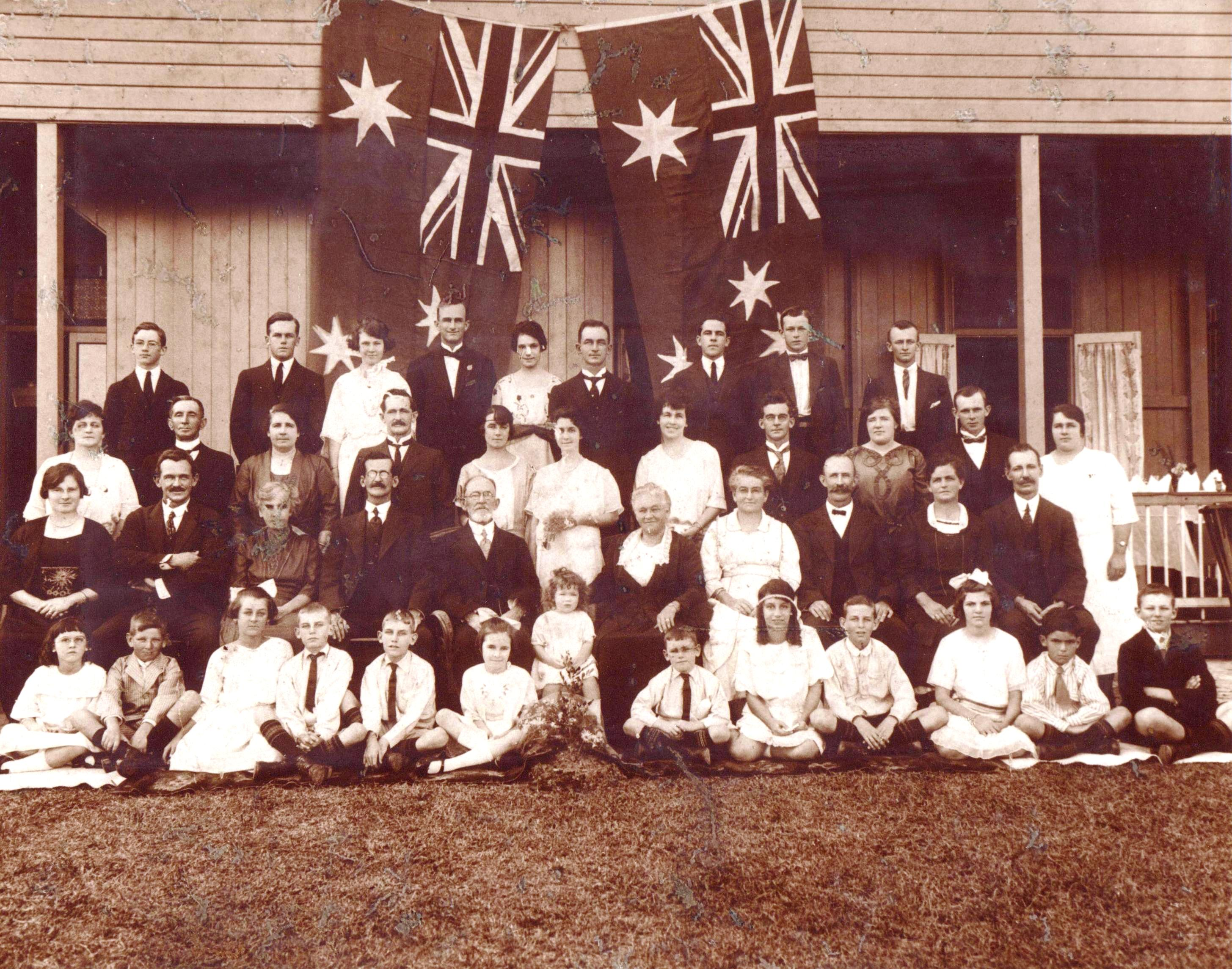 HS8 Trout Family Federation Celebration 1901