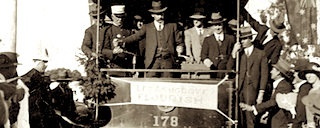 First Ashgrove Tram - 124